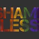 SHAME LESS (pride, stickers and cards) by SMUTproject
