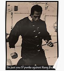 Kung Fu Joe Poster