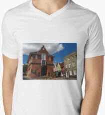Shire Hall & Market Hill, Woodbridge T-Shirt
