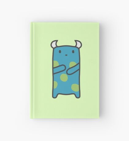 Little Monster Hardcover Journal