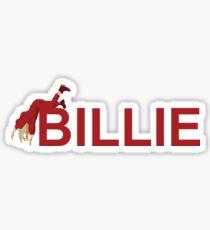 Billie Eilish 1 Sticker