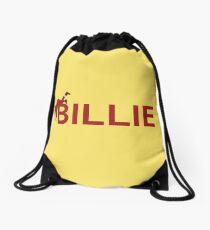 Billie Eilish 1 Drawstring Bag