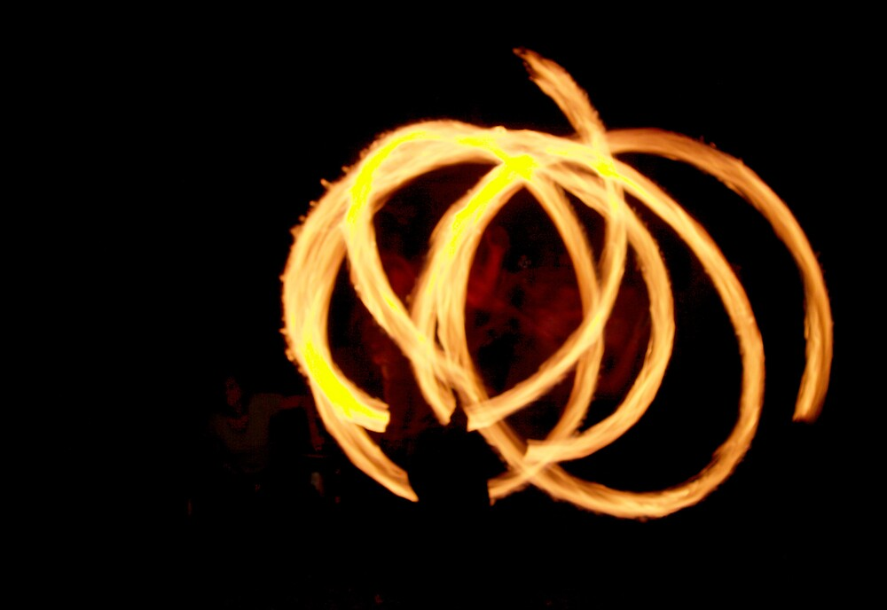 OCF Fire Poi 8 by RolandTumble