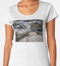 Shelburne Falls Women's Premium T-Shirt