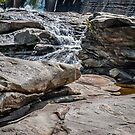 Shelburne Falls by Rebecca Bryson
