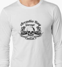 Arcadia Bay Garage - Life is strange Before the storm Long Sleeve T-Shirt