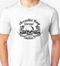 Arcadia Bay Garage - Life is strange Before the storm Unisex T-Shirt
