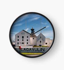 Islay: Lagavulin Clock