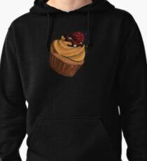 Muffin Himbeere Hoodie