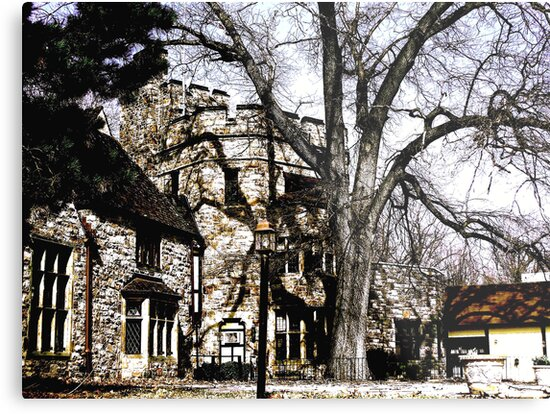 Come to my Castle with poem by Sally Omar by Judi Taylor