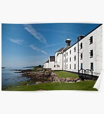 Islay: The Whisky Coast Poster
