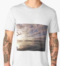 Ocean Sunset Men's Premium T-Shirt