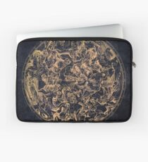 Vintage Constellations and Astrological Signs | Yellowed Ink and Cosmic Colour Laptop Sleeve