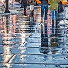 Walking in the Rain by Lawrence Henderson