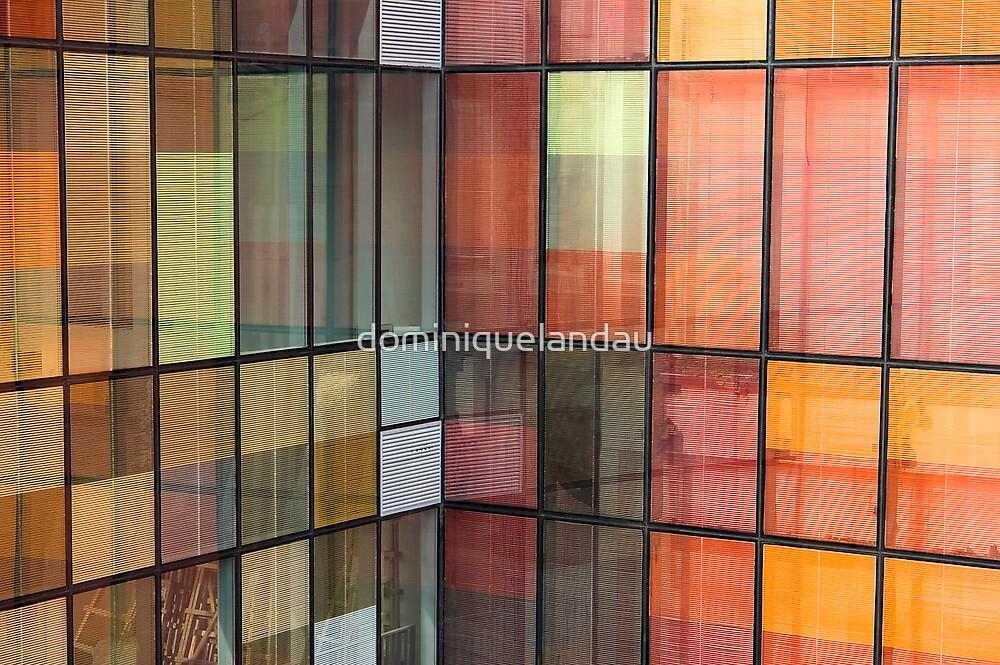 Building reflection by dominiquelandau