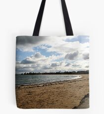 A Clouded View Tote Bag