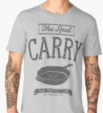 PUBG The Real Carry - Pan Protection Men's Premium T-Shirt