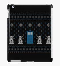 Christmas Doctor Who iPad Case/Skin