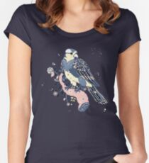 Sweet Robin Women's Fitted Scoop T-Shirt