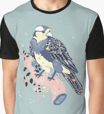 Sweet Robin Graphic T-Shirt
