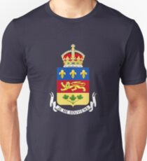 Québec coat of arms T-Shirt