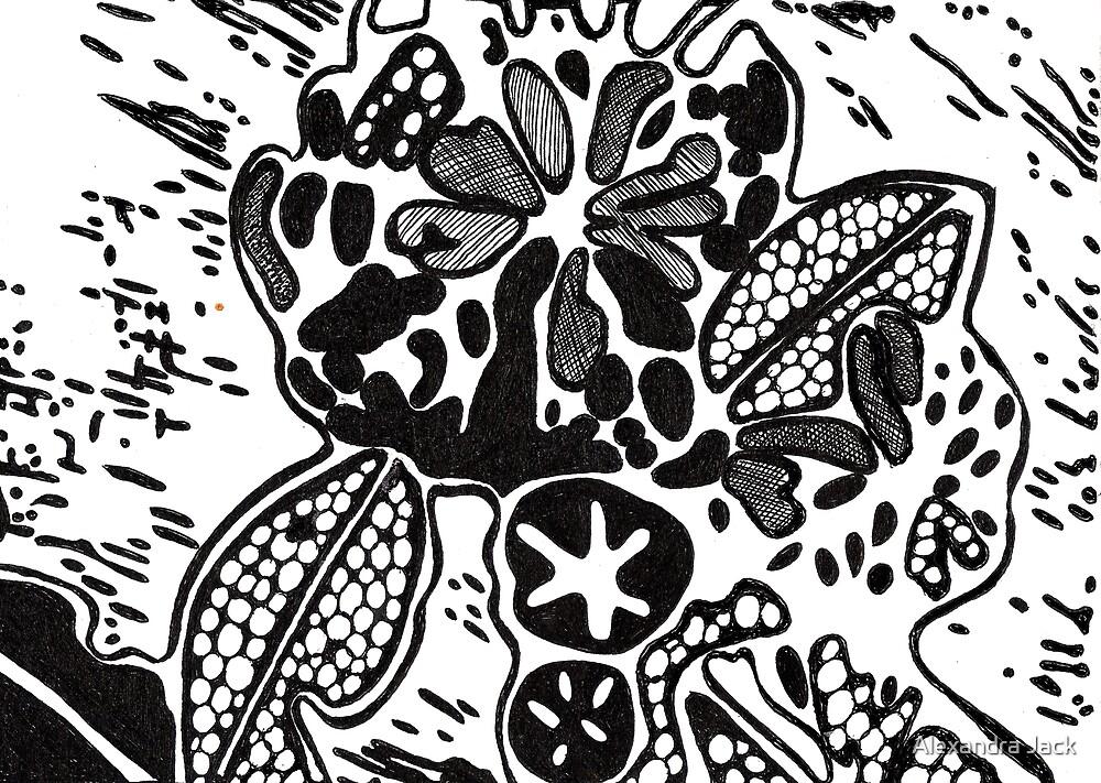Leaves 2 by Alexandra Jack