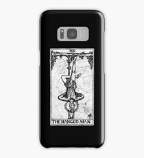 The Hanged Man Tarot Card - Major Arcana - fortune telling - occult Samsung Galaxy Case/Skin