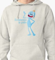 Existence is pain Pullover Hoodie