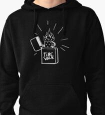 Firewalk Lighter T-shirt- Life is Strange Before the storm Chloe Price T-shirt Pullover Hoodie