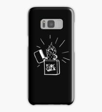 Firewalk Lighter T-shirt- Life is Strange Before the storm Chloe Price T-shirt Samsung Galaxy Case/Skin