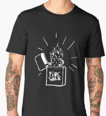 Firewalk Lighter T-shirt- Life is Strange Before the storm Chloe Price T-shirt Men's Premium T-Shirt