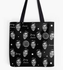 Jerry Lewis Tote Bag