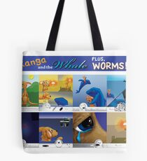 Graphic Novel Tote Bag