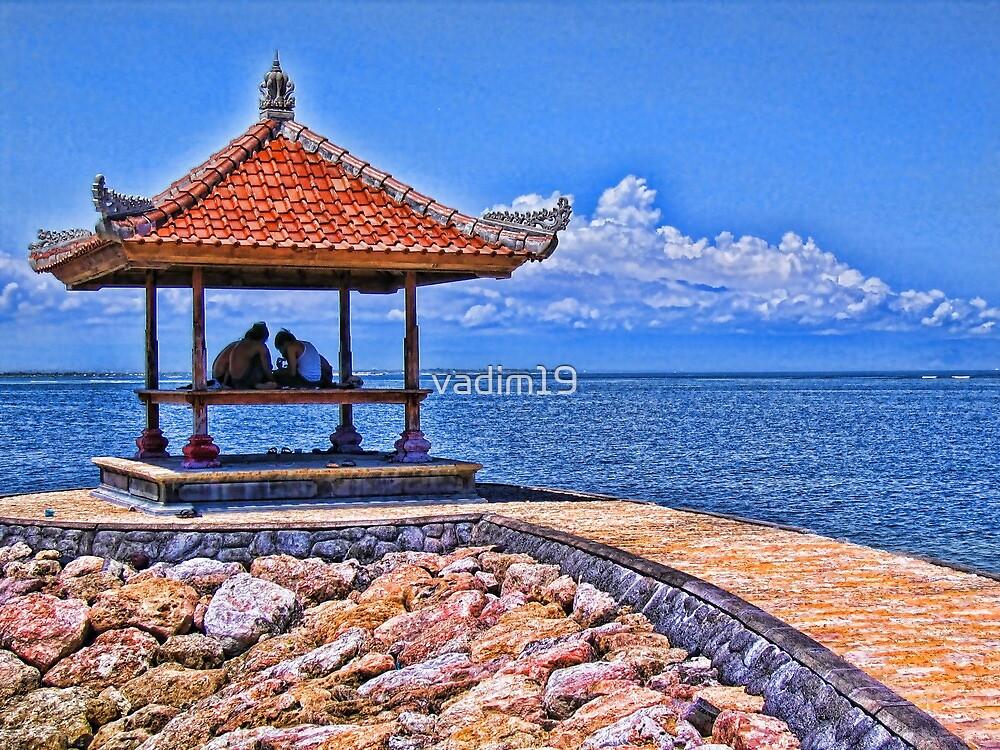 Nusa Dua, Bali, Indonesia  by vadim19