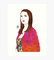 Community: Annie Edison Art Print