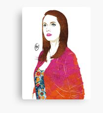 Community: Annie Edison Canvas Print