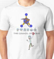 The Council of Ricks T-Shirt