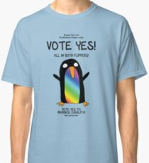 Brenda says yes to marriage equality Classic T-Shirt