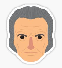 First Doctor head Sticker