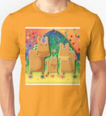 Pinata Party Ponies TShirt Slim Fit T-Shirt