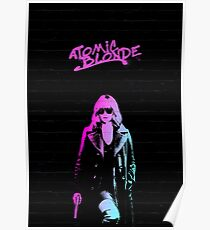 Atomic Blonde - Texted Poster