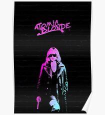 Atomic Blonde - Text Poster