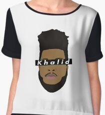khalid  Women's Chiffon Top