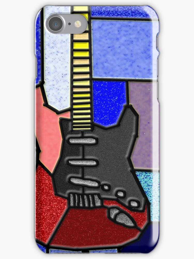 guitar glass 2 by tinncity