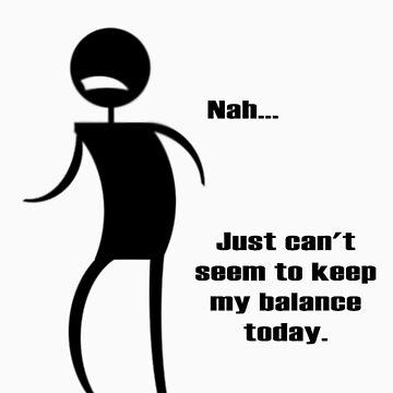 No Balance by LiliumOfChaos
