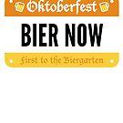 Oktoberfest Race Bib by yelly123