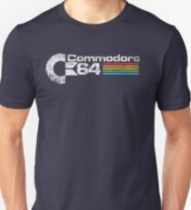 Retro Commodore 64 Unisex T-Shirt
