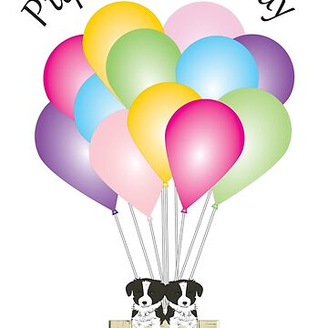 Pup Pup & Away by wensteve