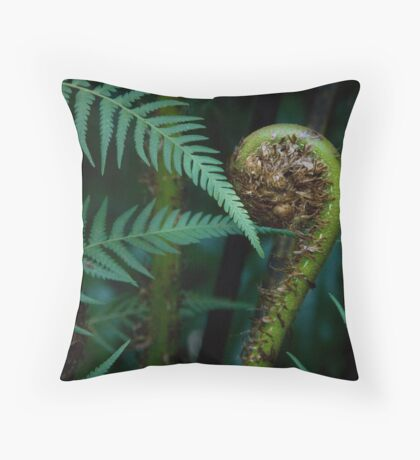 Nurtured Throw Pillow