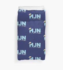 MJN Air  Duvet Cover